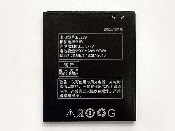 BL229 Batteria Per Cellulare