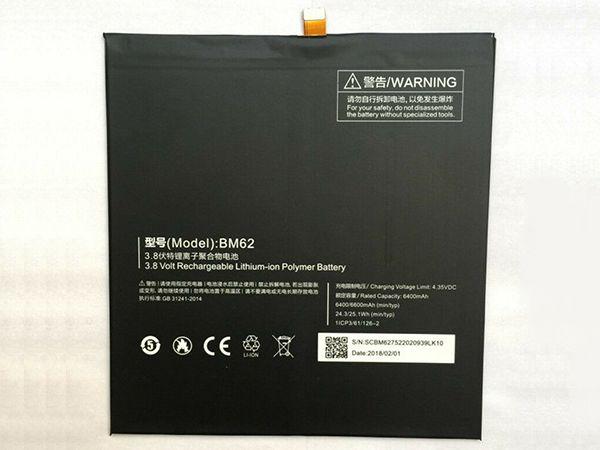 BM62 Batteria del tablet