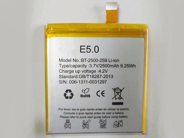 BT-2500-259 Batteria Per Cellulare