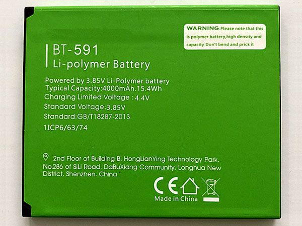 BT-591 Batteria Per Cellulare