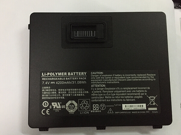 SMP-CARPOCLG2 Batteria portatile
