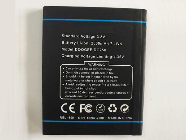 DG750 Batteria Per Cellulare