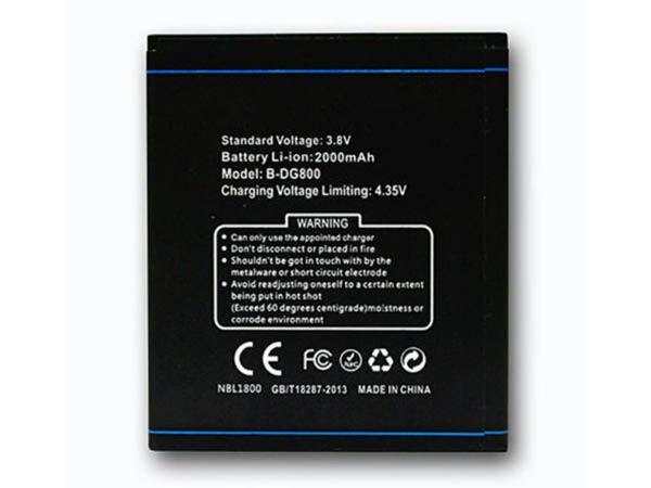 B-DG800 Batteria Per Cellulare