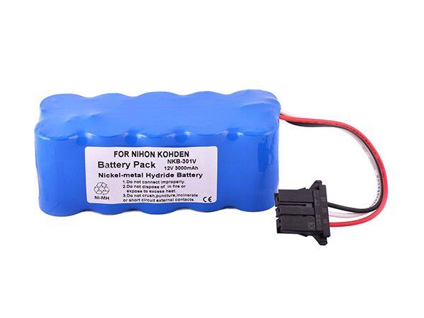 ECG-7600 Batteria ricambio