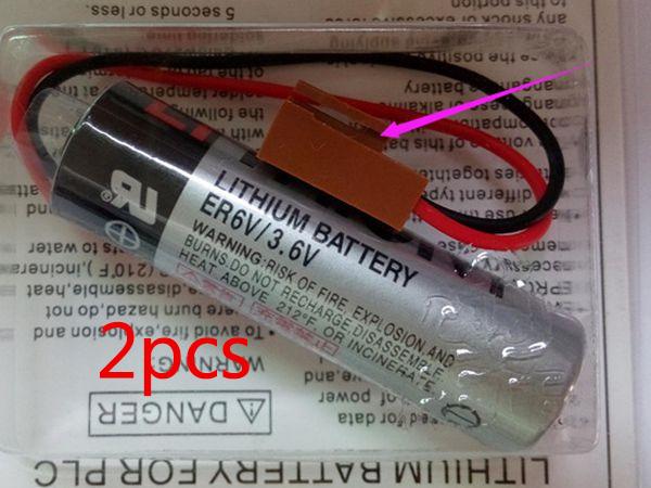 ER6VCT Batteria ricambio