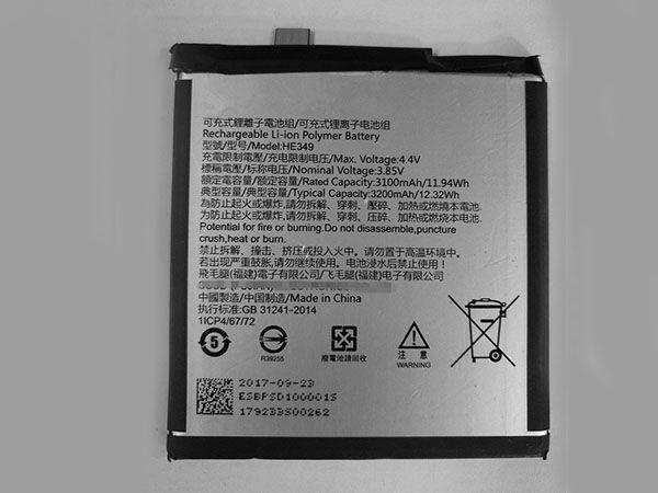 HE349 Batteria Per Cellulare