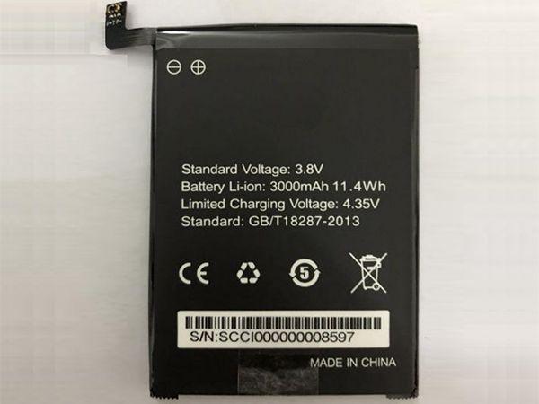 ZOJI Batteria Per Cellulare
