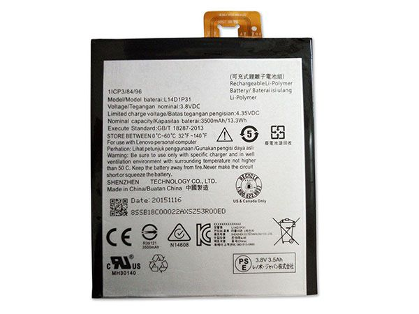 L14D1P31 Batteria Per Cellulare