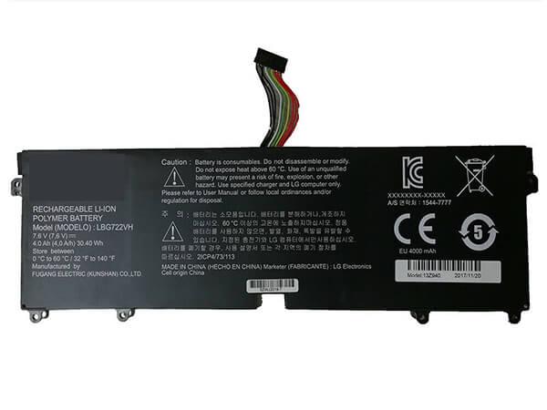 LBG722VH Batteria portatile