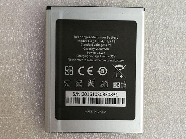 C4 Batteria Per Cellulare