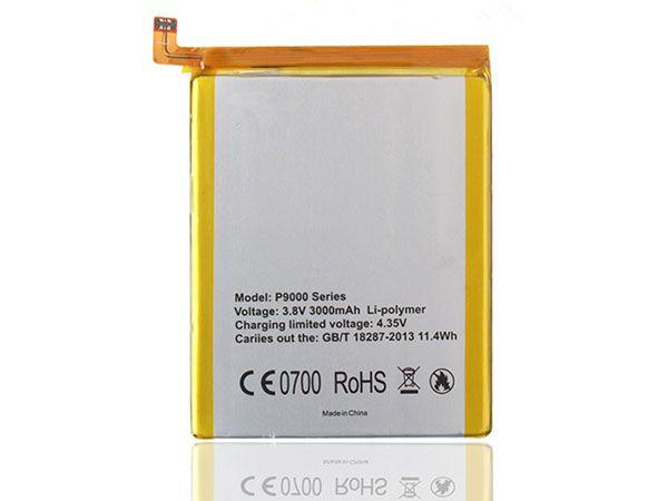 P9000 Batteria Per Cellulare