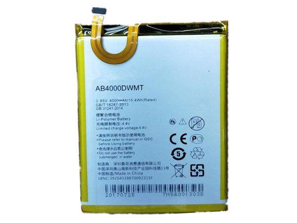 AB4000DWMV Batteria Per Cellulare