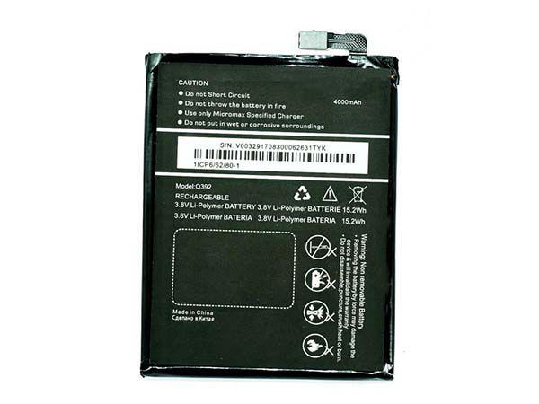 Q392 Batteria Per Cellulare