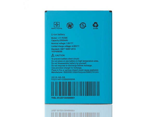 UMI_ROME Batteria Per Cellulare