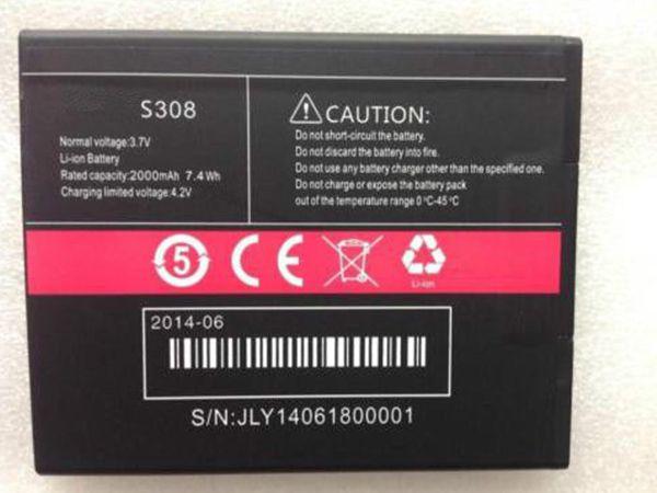 S308 Batteria Per Cellulare
