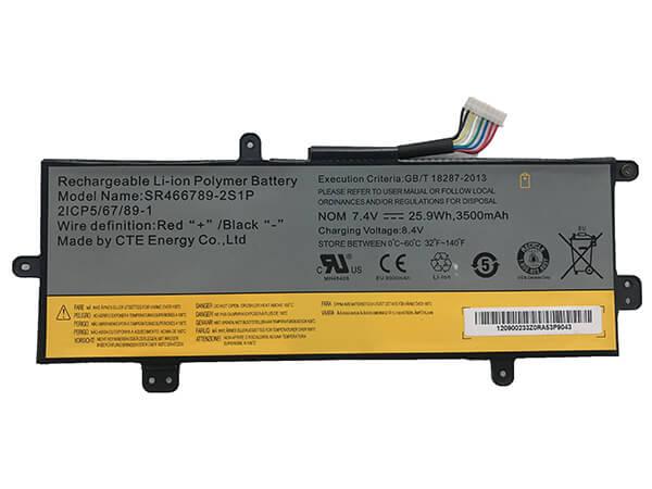 SR466789-2S1P Batteria del tablet