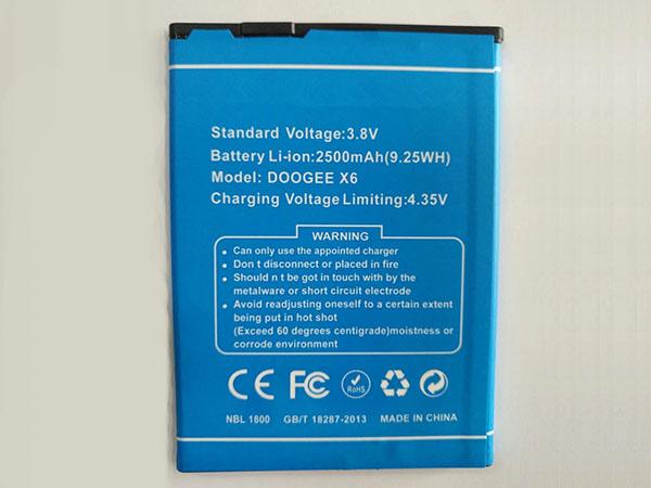 X6_Pro Batteria Per Cellulare