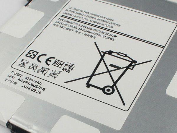 Samsung T8220E