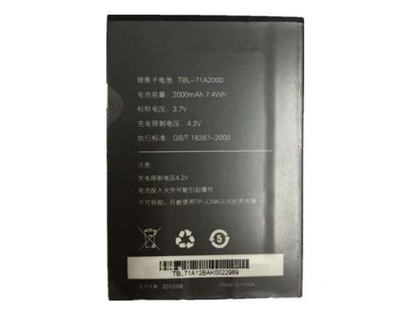 TBL-71A2000 Batteria ricambio