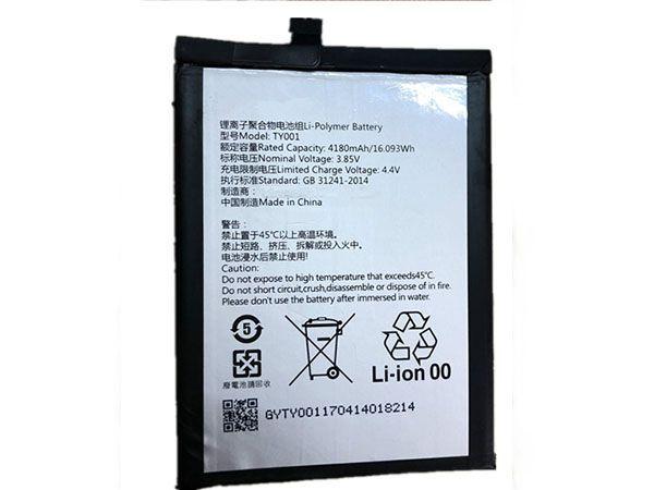 TY001 Batteria Per Cellulare