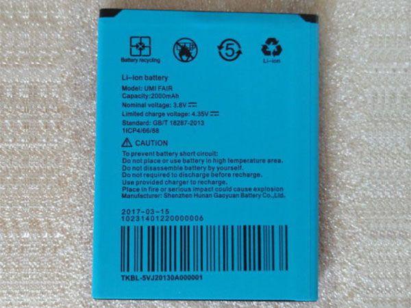 UMI_FAIR Batteria Per Cellulare