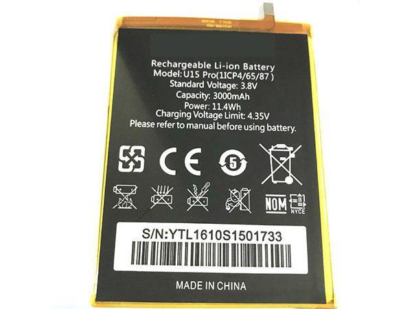 U15_Pro Batteria Per Cellulare