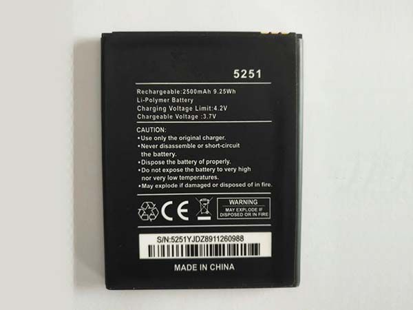 5251 Batteria Per Cellulare